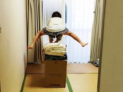 私の手作り跳び箱は北斗晶さんのコラムが原点!子供の自信を取り戻す方法
