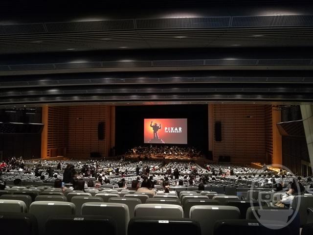 ピクサーインコンサート